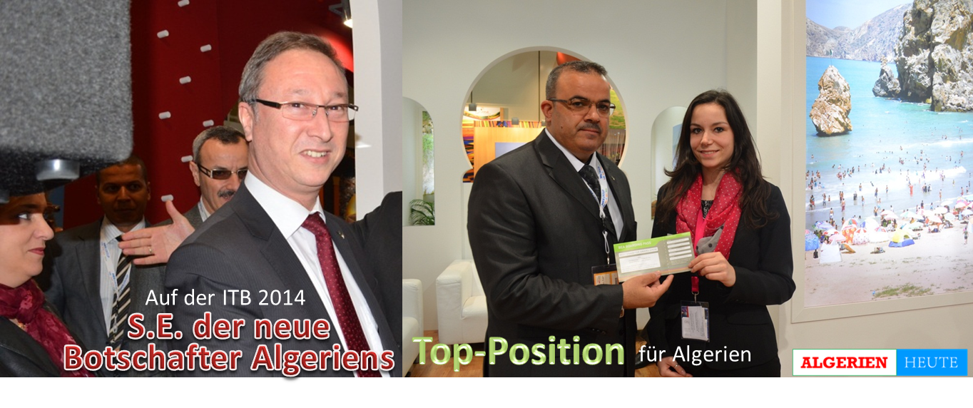Top Position Botschafer ITB 2014